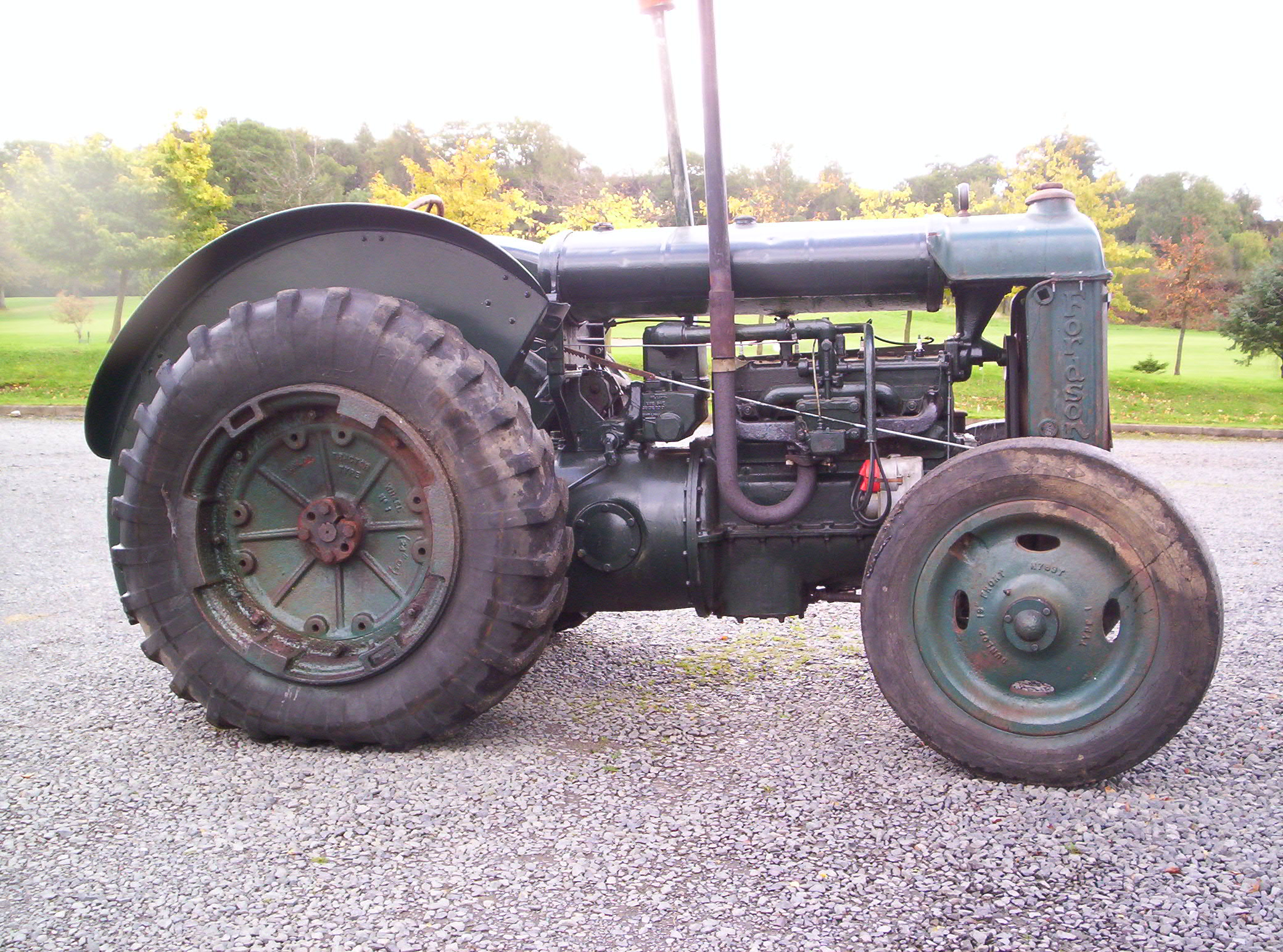 Standard Fordson tractor
