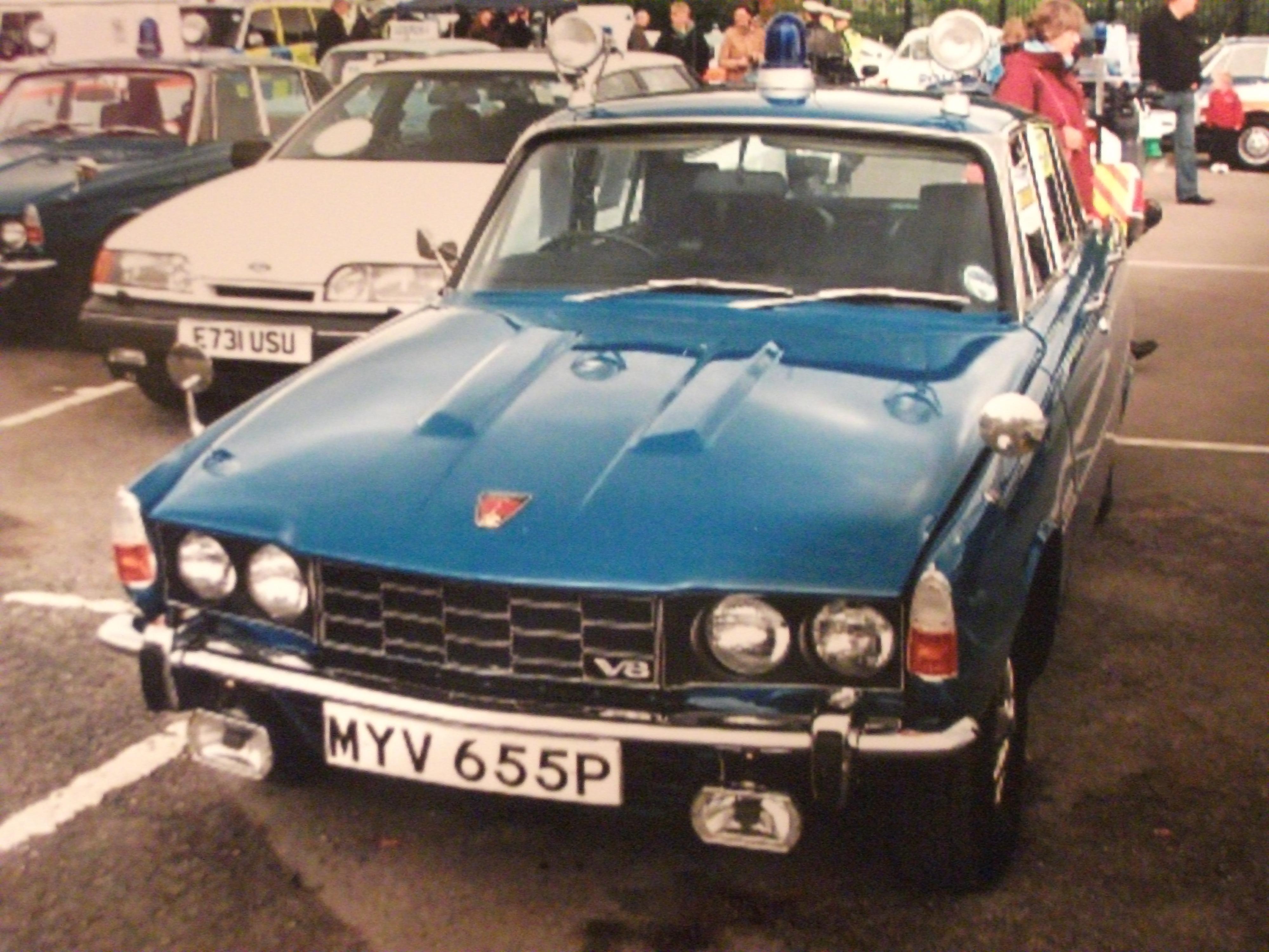 Rover , P6 3500 V8