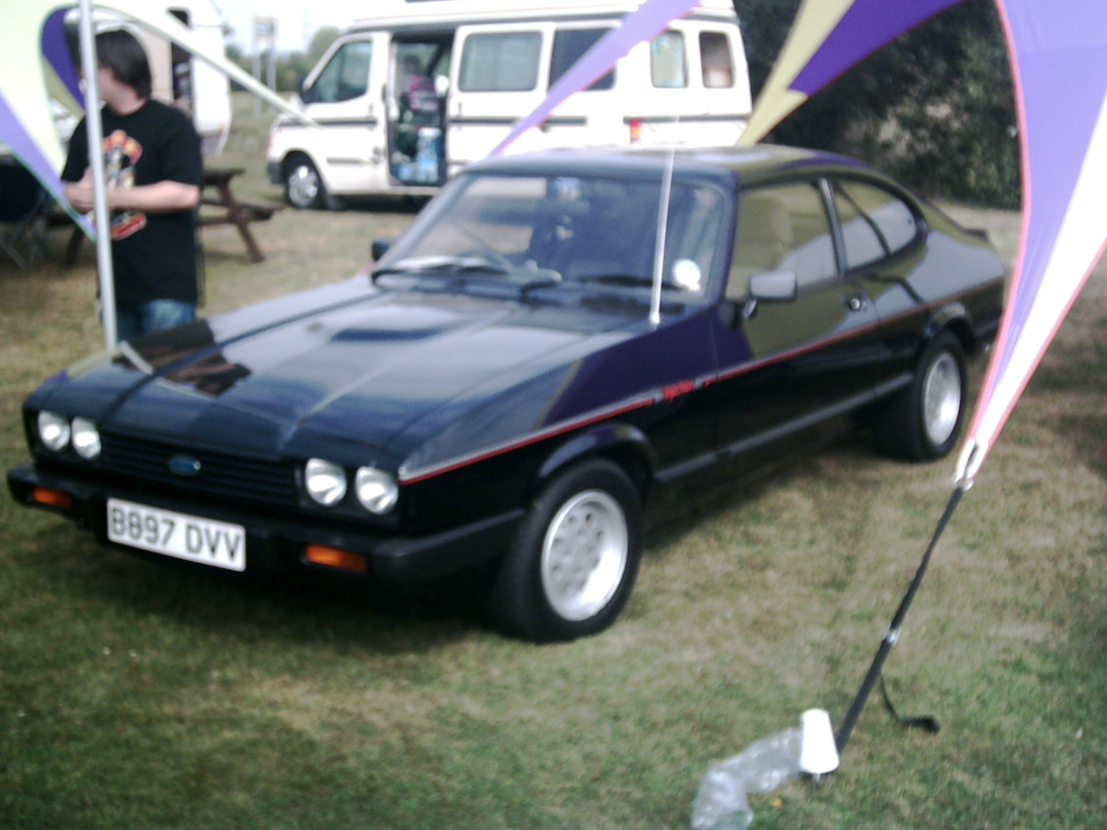 Ford, Capri Injection