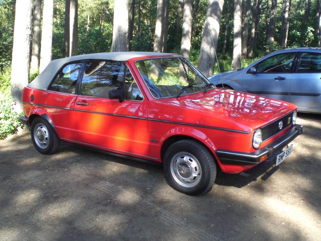 Volkswagen, Cabriolet 1500GL